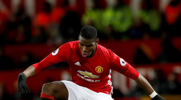 Manchester United's Paul Pogba is keen to help end the team's frustrating domestic run