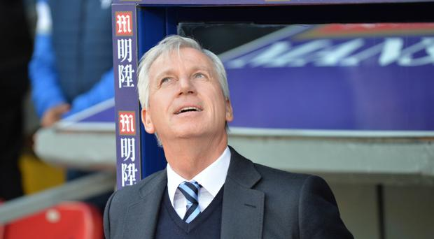 Crystal Palace manager Alan Pardew wants his side to show focus at Hull