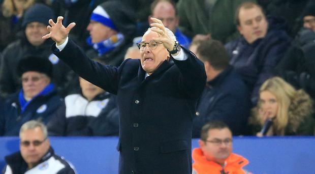 Leicester manager Claudio Ranieri has seen his champions struggle in the Premier League this season