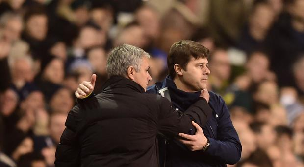 Mauricio Pochettino has praised Manchester United manager Jose Mourinho.