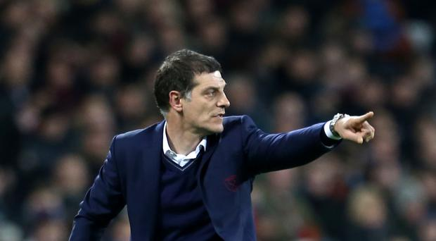 West Ham United manager Slaven Bilic believes his side can overcome Liverpool on Sunday
