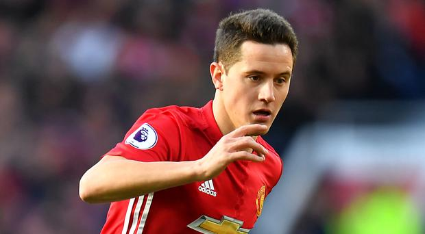 Ander Herrera has impressed during a frustrating Premier League campaign for Manchester United
