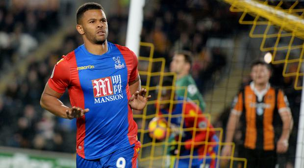 Fraizer Campbell scored a late equaliser at Hull