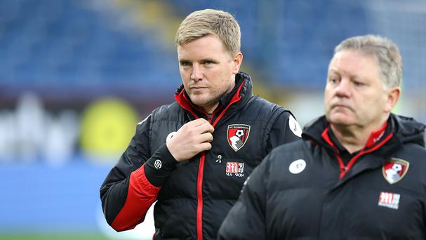 Eddie Howe has called on Bournemouth to start dominating games
