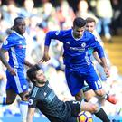 Diego Costa netted Chelsea's winner