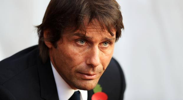 Antonio Conte has defended Chelsea's disciplinary record
