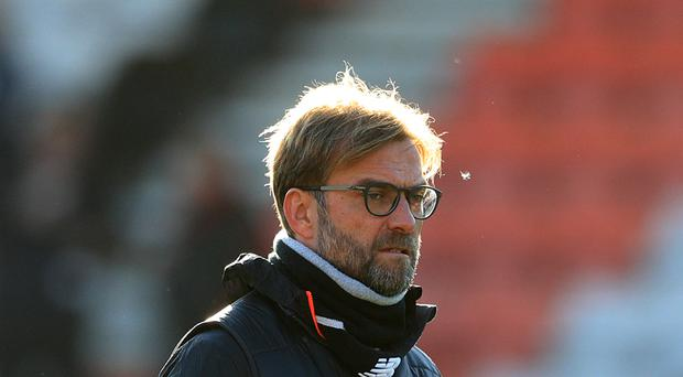 Liverpool manager Jurgen Klopp is not concerned about their faltering form.