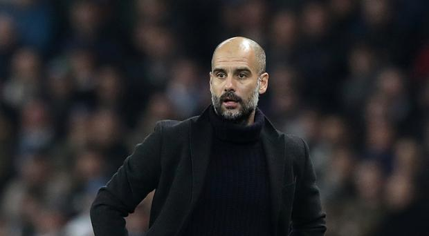Manchester City manager Pep Guardiola will reportedly target a left-back in January
