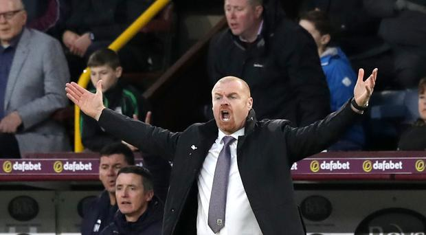Burnley manager Sean Dyche has passionately backed calls for retrospective bans for diving