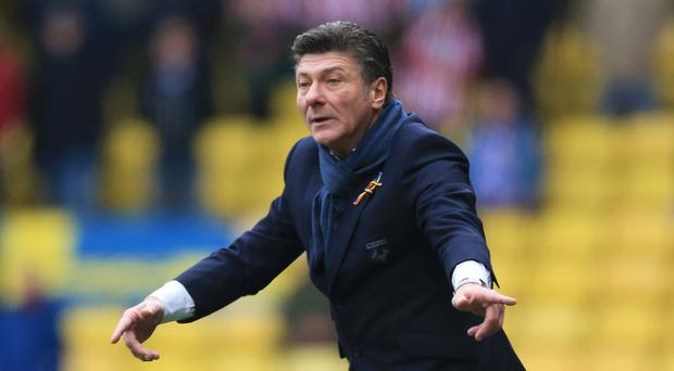 Walter Mazzarri will take things one step at a time with Watford, who currently sit seventh in the Premier League
