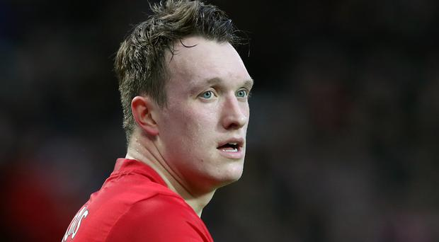 Phil Jones is flourishing at the heart of Jose Mourinho's defence