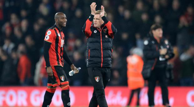Victory left Eddie Howe facing questions about European football