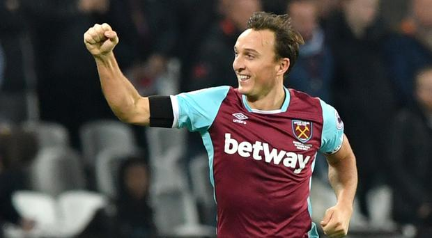 Mark Noble's goal gave West Ham a much-needed win over Burnley