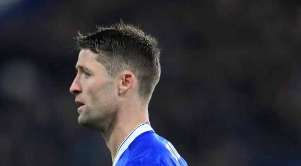 Gary Cahill, who captained Chelsea to a 10th successive Premier League win at Sunderland