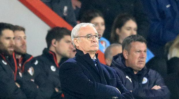 Claudio Ranieri wants Leicester to recapture their title-winning form