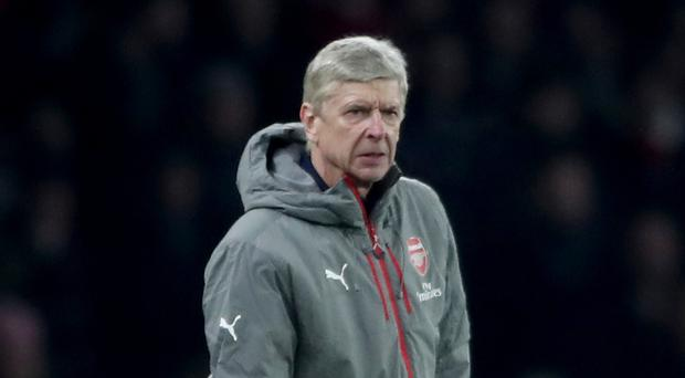 Arsenal boss Arsene Wenger takes his side to face Pep Guardiola's Manchester City on Sunday afternoon.
