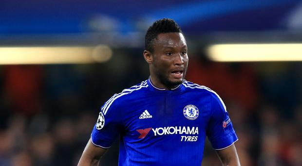 John Obi Mikel could be set for a move away from Chelsea