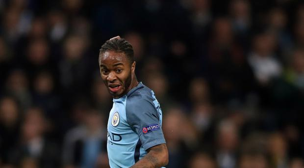 Manchester City's Raheem Sterling is convinced his best is yet to come