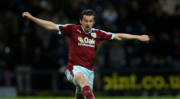 Joey Barton is set to rejoin Burnley