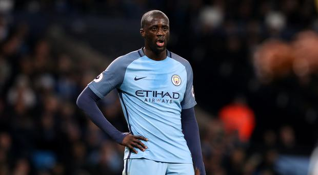 Manchester City's Yaya Toure is keen to maintain his recent resurgence