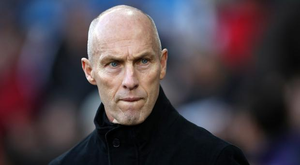 Swansea manager Bob Bradley says there are no issues with his language