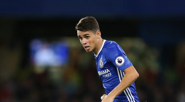 Oscar is set to depart Chelsea for China