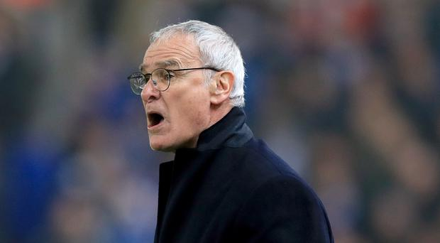 Claudio Ranieri, pictured, feels Jamie Vardy should be available for the festive fixtures