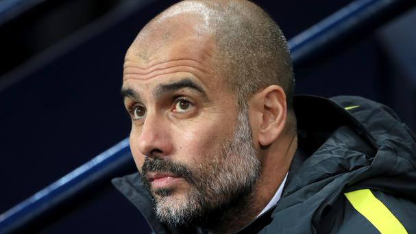 Manchester City manager Pep Guardiola could consider making signings in January