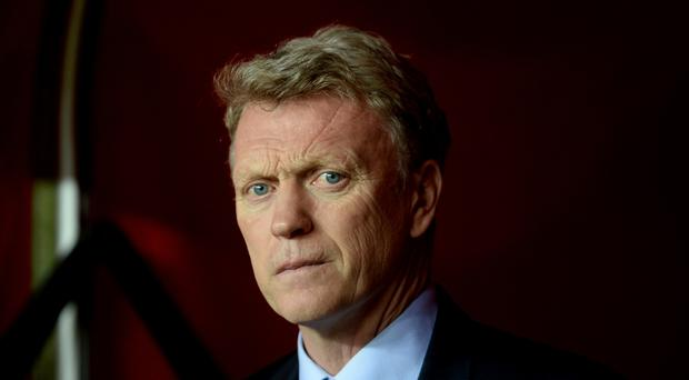 Sunderland manager David Moyes has no regrets over his spell in charge at Manchester United