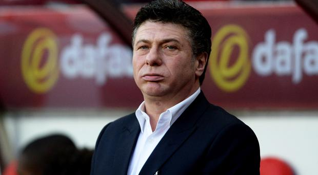 Watford manager Walter Mazzarri is preparing to work over Christmas for the first time