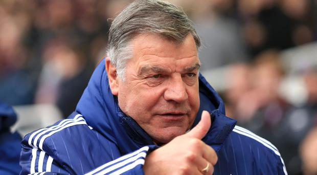 New Crystal Palace manager Sam Allardyce admits losing the England job was one of the