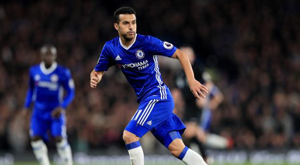 Pedro has been a central part of Chelsea's resurgence