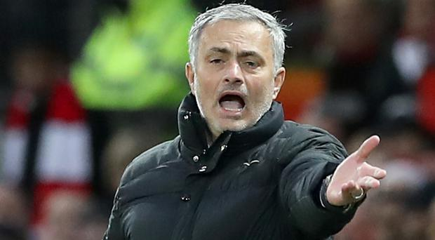 Jose Mourinho admitted he is 'afraid to be sent off' after serving two separate touchline bans this season