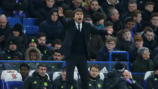 Antonio Conte has masterminded Chelsea to a stunning run of wins