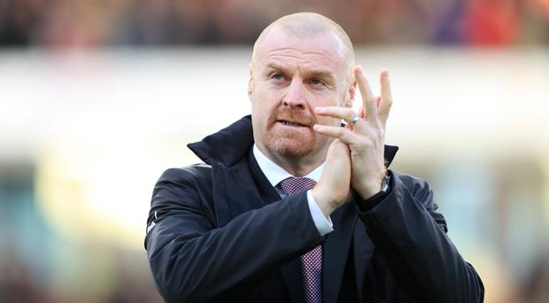 Sean Dyche's Burnley have now won six games at home this season