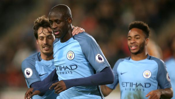 Match Reports: Hull City 0-3 Manchester City