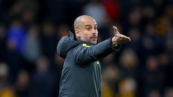 Pep Guardiola: 'Tough to keep pace with Chelsea, Liverpool'