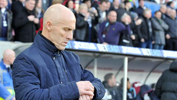 Bob Bradley's time as Swansea manager is up