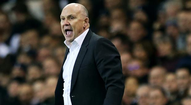 Mike Phelan is desperate for reinforcements next month