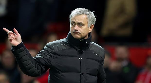 Middlesbrough head coach Aitor Karanka has seen another side of Jose Mourinho, pictured