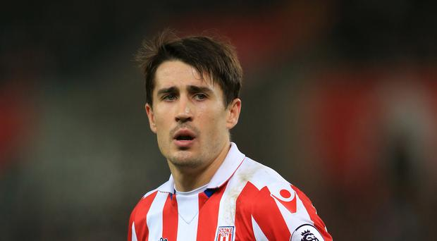 Stoke's Bojan Krkic has made only five Premier League starts this season