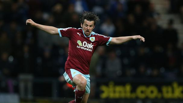 Joey Barton is poised to rejoin Burnley