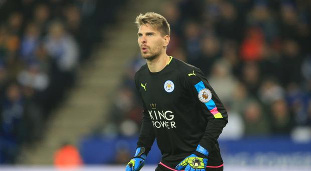 Ron-Robert Zieler is determined to avoid relegation with Leicester after experiencing the drop last season with Hannover