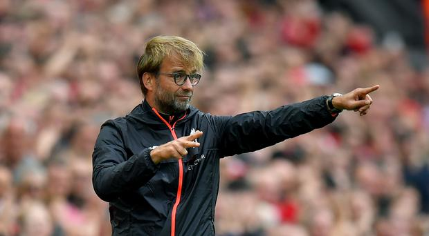Liverpool manager Jurgen Klopp believes defensive concentration may be the key to success against Manchester City at Anfield.