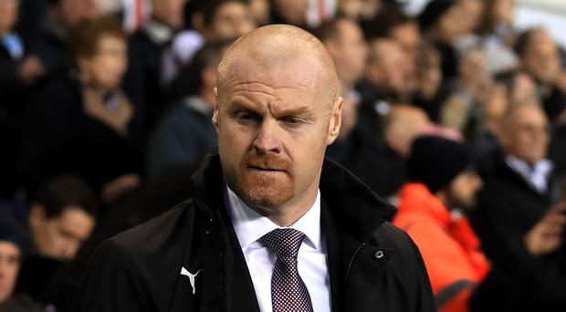 Sean Dyche says Burnley are not the real deal