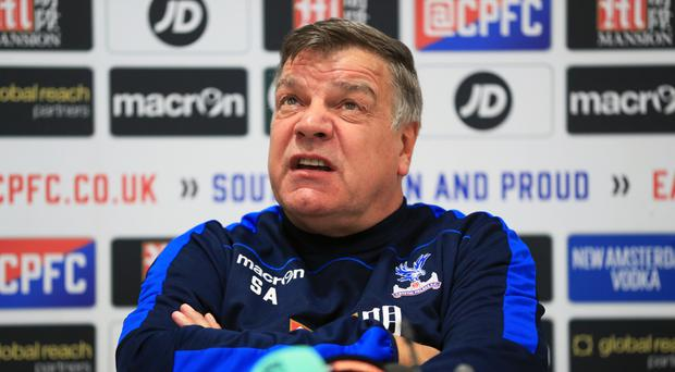 Crystal Palace manager Sam Allardyce could have moved to China after leaving the England job