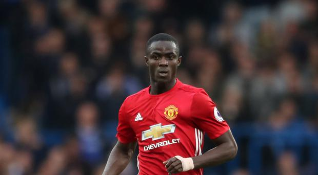 Manchester United's Eric Bailly is heading to the African Nations Cup and will play no part against West Ham