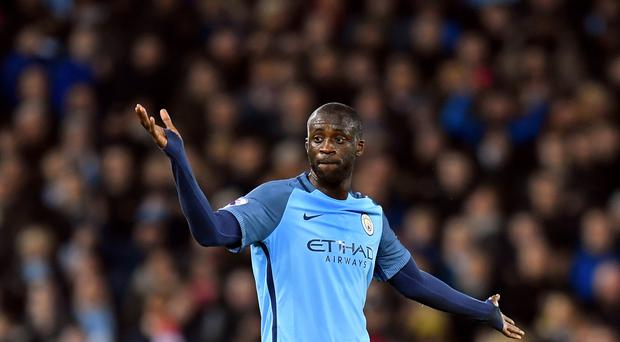Yaya Toure is convinced Manchester City can get back into title contention