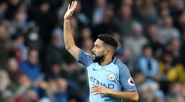 Gael Clichy thought Manchester City showed good character in their win over Burnley