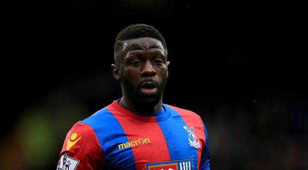 Bakary Sako has struggled for game time at Selhurst Park this season